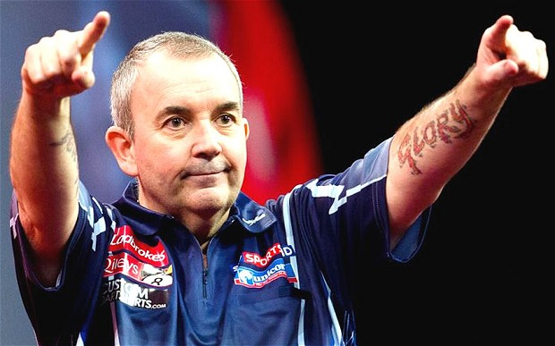 "Phil ""The Power"" Taylor - darts' greatest ever"