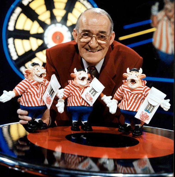 TV darts gameshows