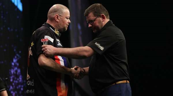 Which events do your tipsters provide darts predictions for?