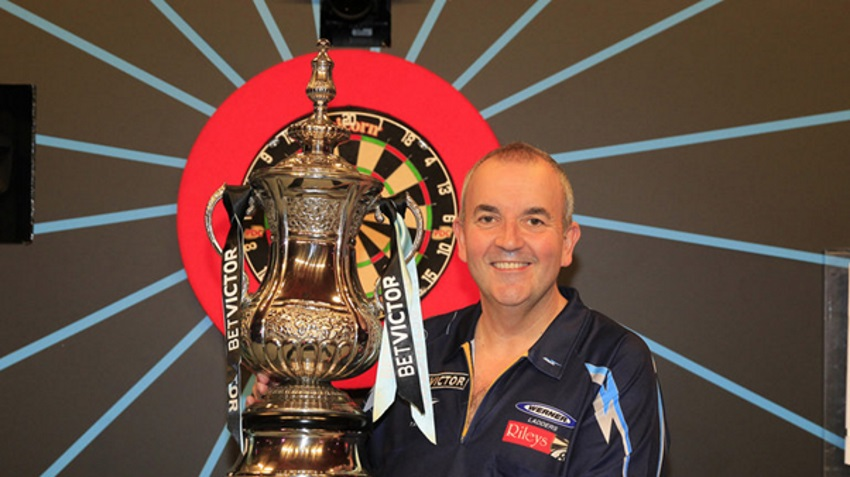 Phil Taylor Blackpool Match Play