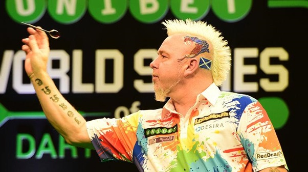 Peter Wright = Jurgen Klopp