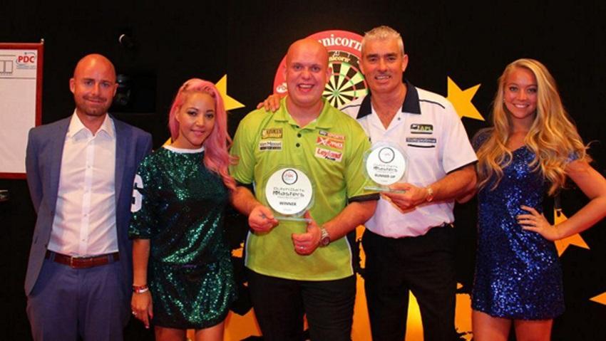 Michael Van Gerwen Wins 4th Dutch Darts Masters