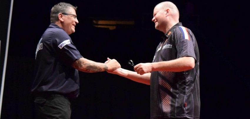 Barney Beaten By The Flying Scotsman In Perth