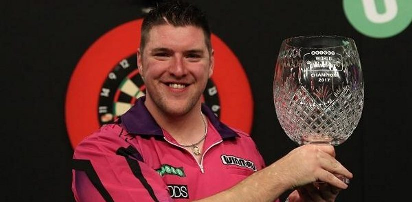 Daryl Gurney Wins The Darts World Grand Prix