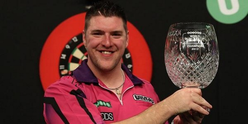 Daryl Gurney Darts World Grand Prix
