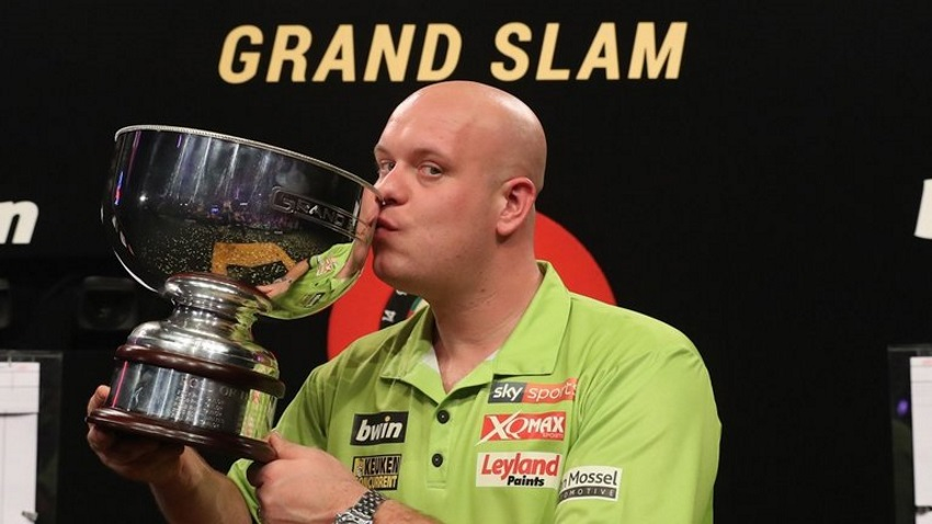 Michael Van Gerwen Grand Slam