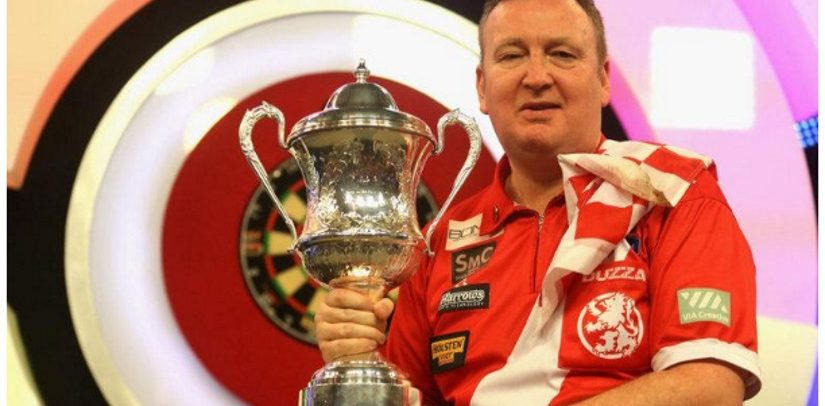 Glen Durrant Defends BDO World Championships Title