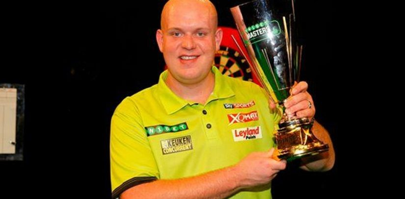 New Darts Season Gets Underway Starting With The Darts Masters 2018
