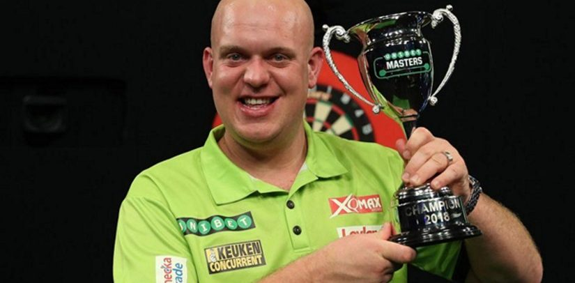 Michael Van Gerwen Wins Masters For A Fourth Year In A Row