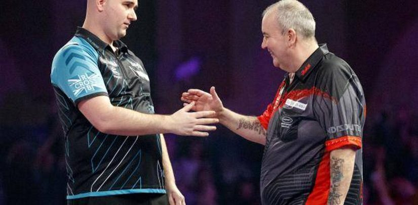 Rookie Rob Cross Beats Retiring Legend Phil Taylor To Win PDC World Championship