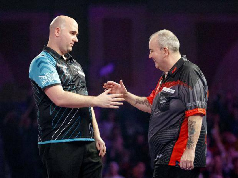 Phil Taylor PDC World Championship