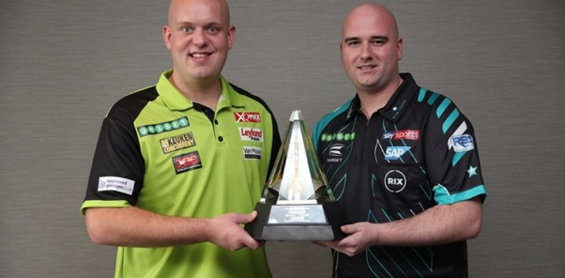 World Champion Rob Cross Suffers MVG Loss In Matchday One Of Darts Premier League