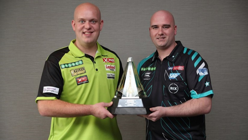 MVG Beats Rob Cross Premier League Darts