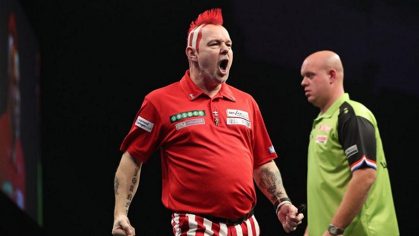 Peter Wright Upsets MVG in Premier League Victory