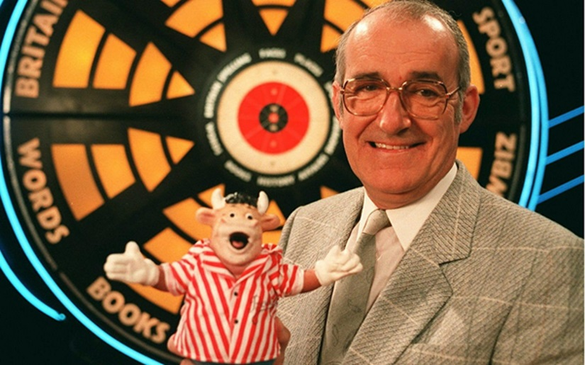 Bullseye with Jim Bowen passes away