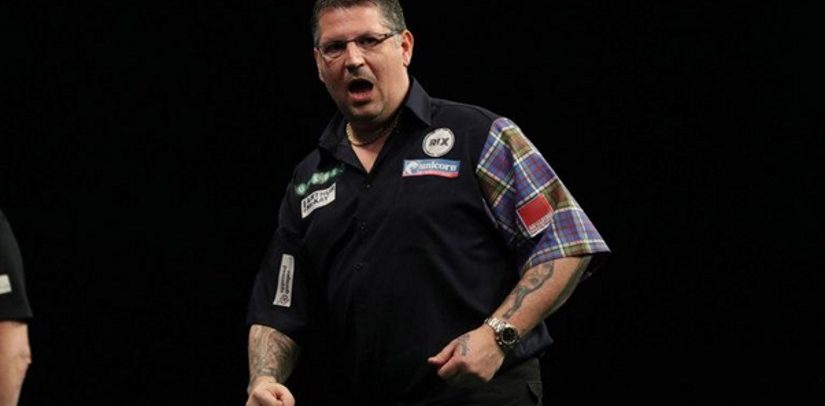 After Cancelled Premier League Event, Gary Anderson Wins UK Open