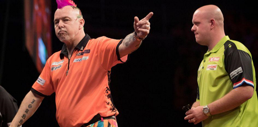 Dutch Delight For Peter Wright In the Darts Premier League