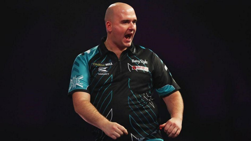 Rob Cross Darts Premier League