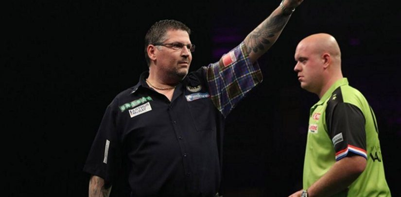 Darts Premier League Final Four Decided In Aberdeen