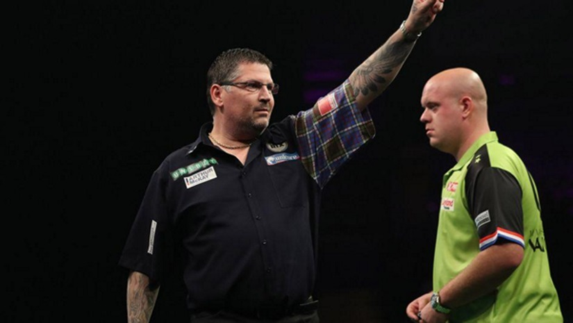 Darts Premier League FInal Four Set 2018