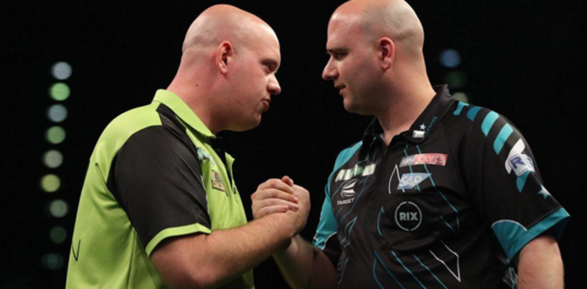 Michael van Gerwen Takes Premier League Top Spot For Sixth Year In A Row