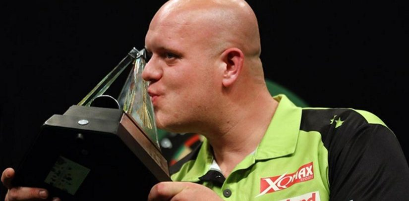 Michael van Gerwen Wins Darts Premier League 2018