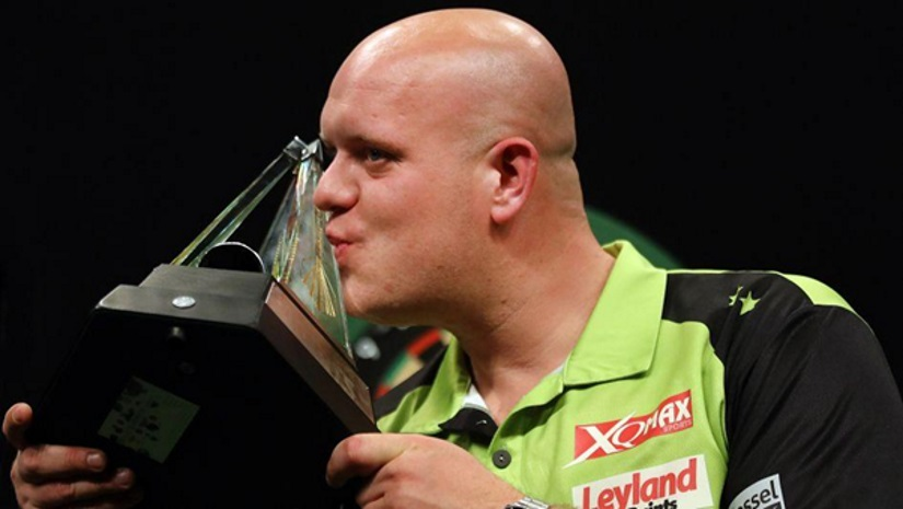 MVG Wins Darts Premier League