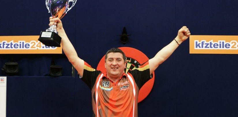 Mensur Suljovic Wins First World Series Of Darts Title