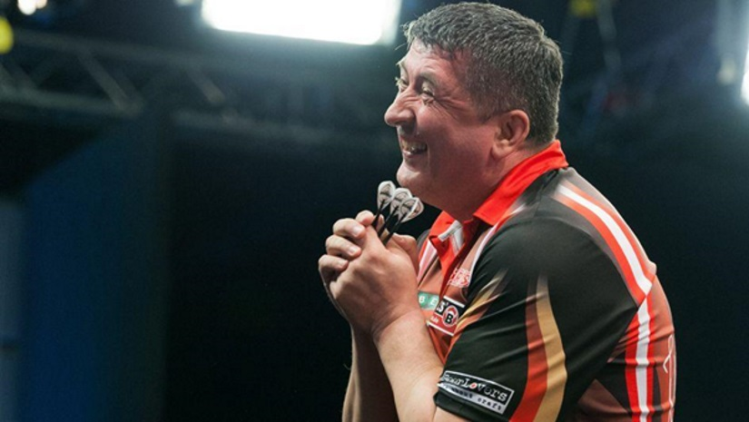 Mensur Suljovic wins Danish Darts Open