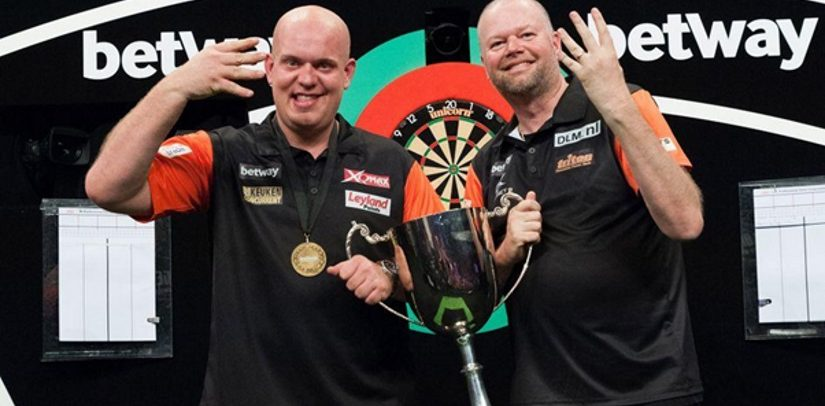 Netherlands Win World Cup Of Darts For The Fourth Time