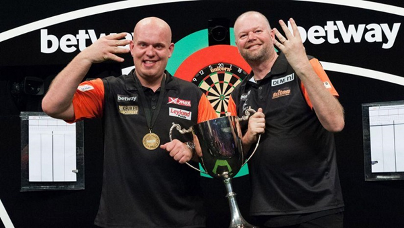 Netherlands wins world cup of darts