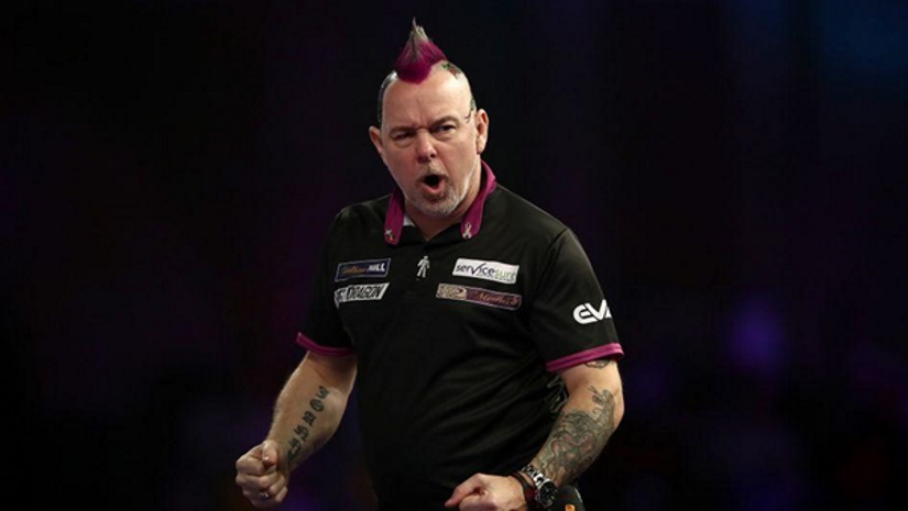 Peter Wright Players Championship 14