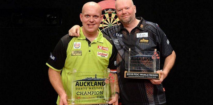 Michael van Gerwen Wins Auckland Darts Masters