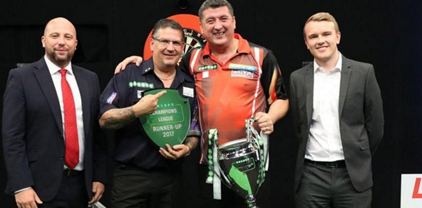 2018 PDC Champions League Of Darts Drawing Held
