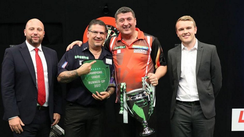 PDC Champions League of Darts 2018