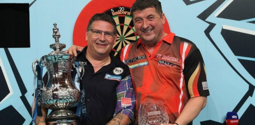 Gary Anderson Wins World Matchplay Darts To complete Triple Crown Of Darts