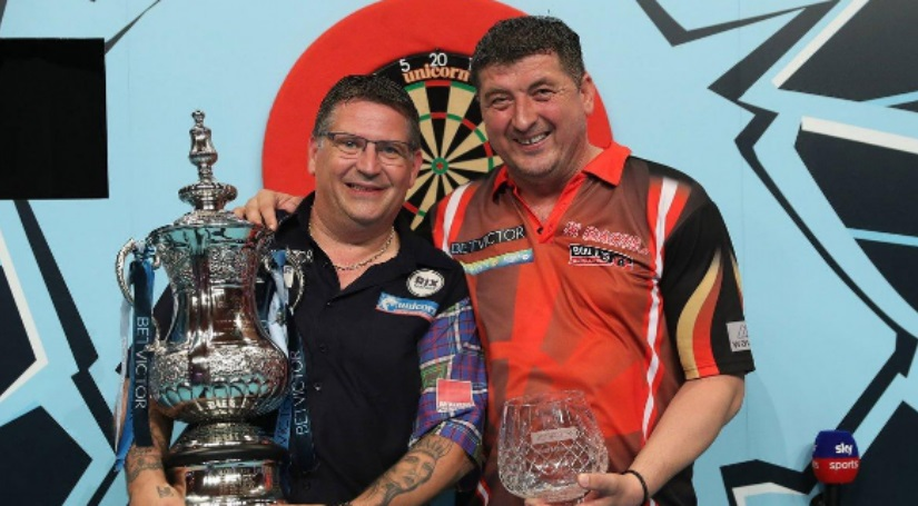 Gary Anderson World Matchplay