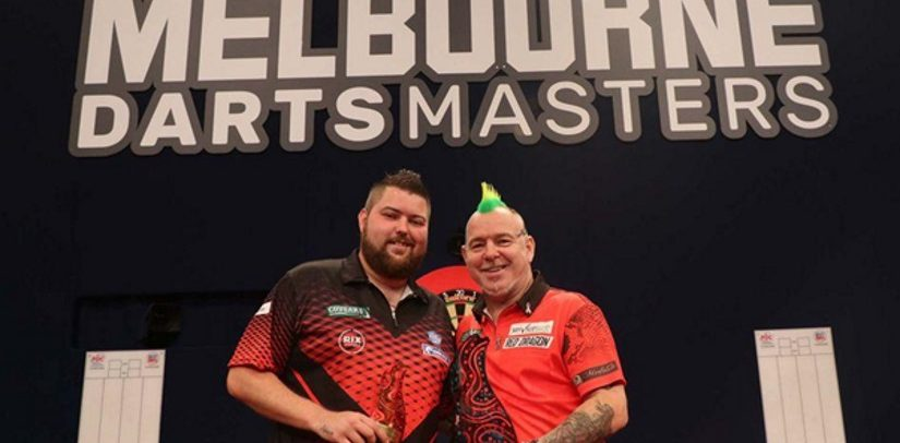 Peter Wright Beats Michael Smith To Win The Melbourne Darts Masters