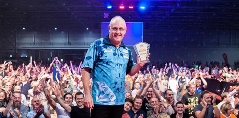 Ian 'Diamond' White Claims First European Tour Title Win; 2019 PDC Schedule Released