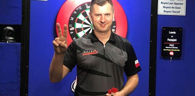 Krzysztof Ratajski Wins Players Championship In Barnsley
