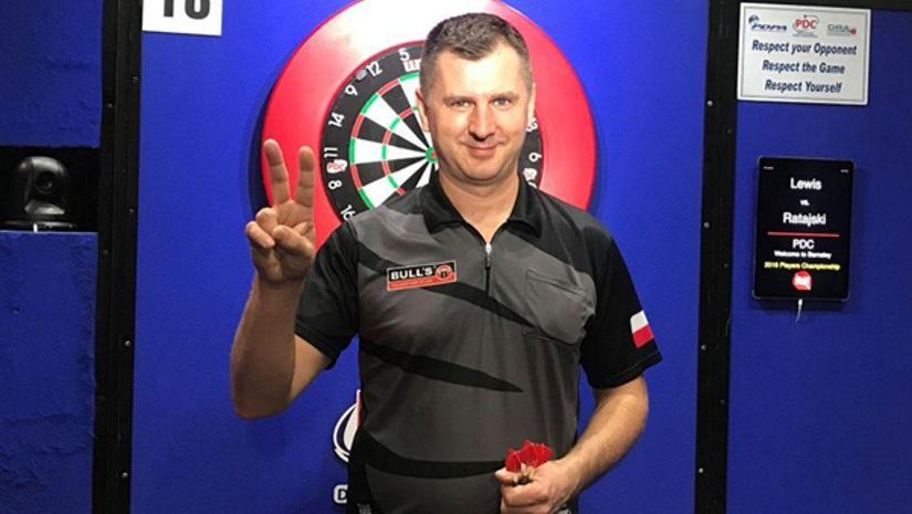 Krzysztof Ratajski Wins Player Championship