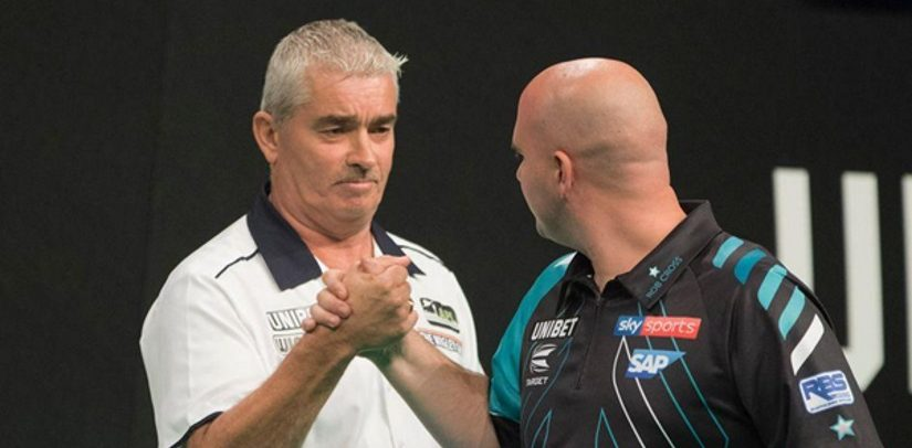 World Grand Prix Of Darts Off To A Flyer