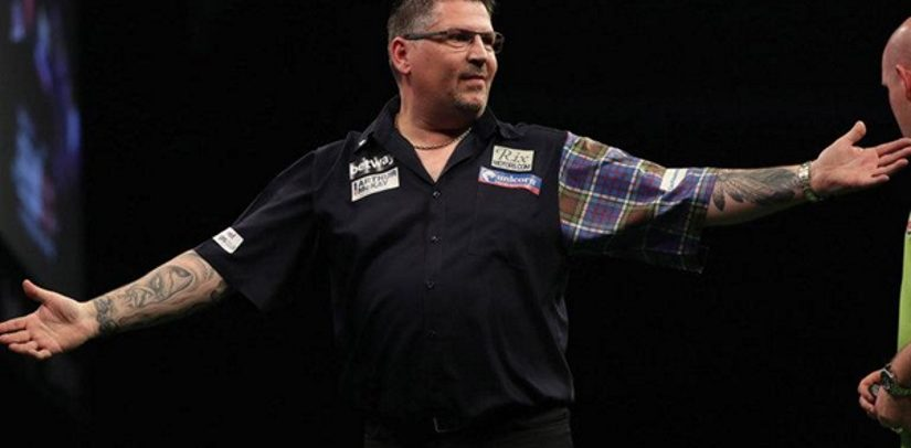 A Look At Friday At The Grand Slam of Darts