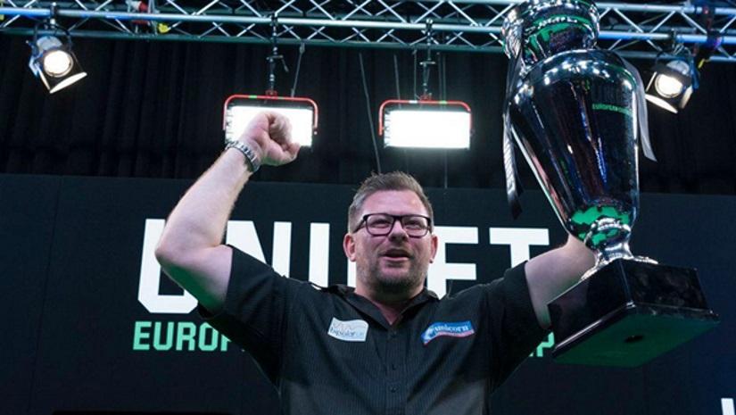 James Wade European Championship