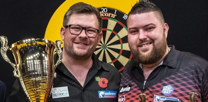 James Wade Wins World Series Of Darts Finals; MVG Goes Into 2018 Grand Slam Of Darts As 10:11 Favourite