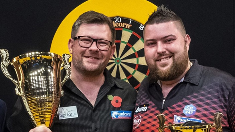 James Wade World Series of Darts