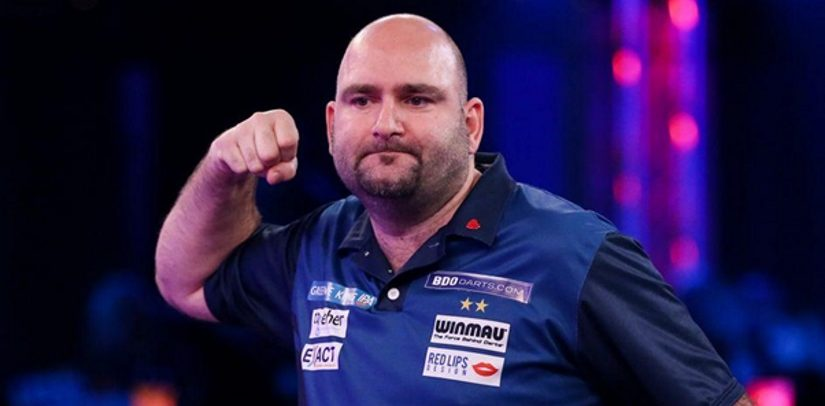 2019 BDO World Championships Semi-Final Betting
