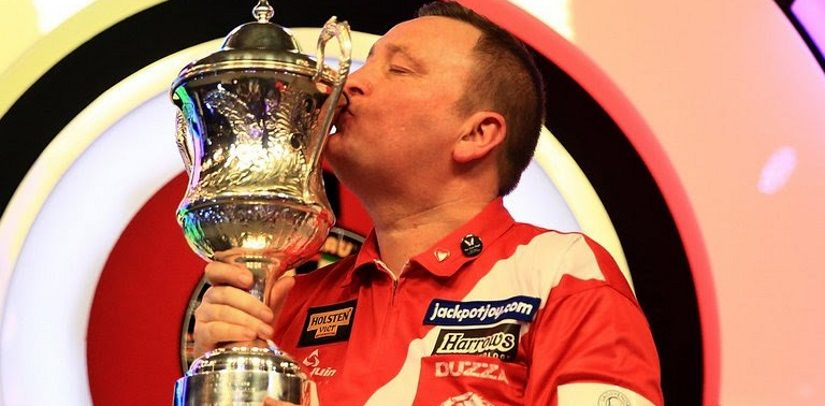 Glen Durrant Wins Third BDO World Championship Title In A Row