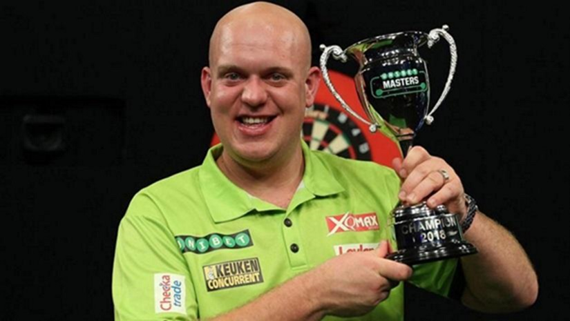 PDC 2019 Darts Masters