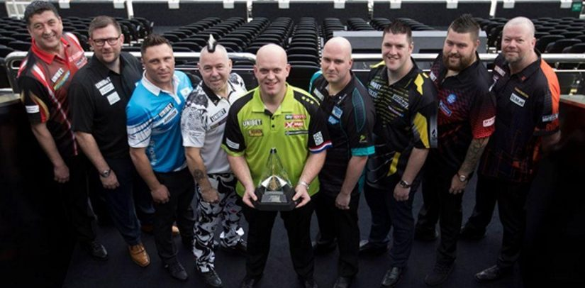 MVG Opens Darts Premier League Campaign With Bully Boy Win On Night 1
